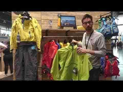 2020 touring jackets at Paddle Expo 2019